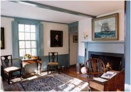 colonial interior paint colors cozy colonial revival homes on