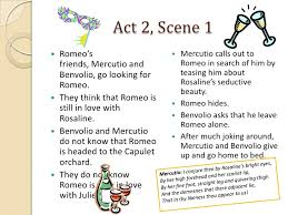 romeo and juliet act 2 notes