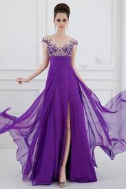 purple chiffon bridesmaid dress size 6 8 10 12 14 16 18