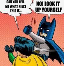 Slappin Batman Meme Generator - lego batman slapping robin imgflip