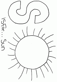 letter s coloring pages preschool gallery of dotted e funny