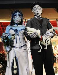 Corpse Bride Halloween Costume Corpse Bride Costumes Pictures Photos Images