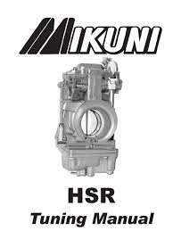 hsr tuning manual 050102 carburetor throttle