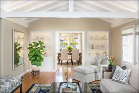 Pottery Barn Brooklyn Traditional Living Room With Exposed Beam By Talianko Design Group