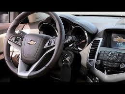 Chevy Cruze Ls Interior 2014 Chevrolet Cruze Interior Review Youtube