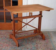 Anco Drafting Table Furniture Antique Price Guide