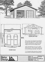 3 car garage dimensions garage plans blog behm design garage plan examples august 2014