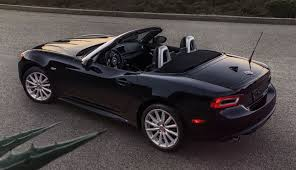after a 30 year absence fiat relaunches the 124 spider hemmings