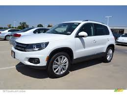 Car Picker White Volkswagen Tiguan