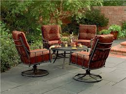 All Weather Wicker Patio Dining Sets - patio cool conversation sets patio furniture clearance with