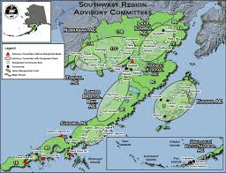 Homer Alaska Map by Advisory Committee Information Alaska Department Of Fish And Game
