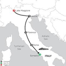 Map Of Lake Como Italy by Italy Trips From Monograms