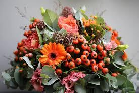 autumn flowers autumn flowers from london florist phillo flowers