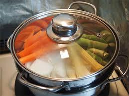 de cuisine qui cuit les aliments comment réussir la cuisson des aliments gourmand