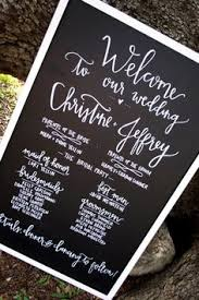 chalkboard wedding programs wedding program chalkboard search wedding ceremony