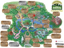 Disney World Google Map by Disney U0027s Animal Kingdom Map Theme Park Map Disney Pinterest