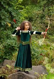 no halloween delivery merida costume brave inspired princess