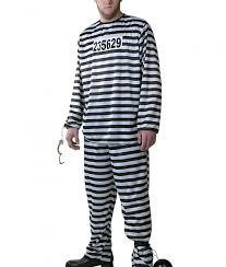 Prisoner Halloween Costumes Size Men U0027s Prisoner Costume Halloween Costume Ideas 2016