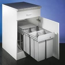 mülleimer küche einbau einbau abfallsammler wesco quarta 1 abfalleimer küche ebay