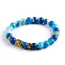 bracelet stone images Natural stone onyx bead buddha bracelet goodmorningbeautiful jpeg