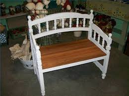 Bed Frame Bench How To Build A Bed Frame Bench Hunker