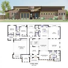 baby nursery modern home plans with courtyard home design