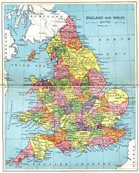 Map Of England And Wales Map Of England And Wales Map Photo Shared By Kayla414 Fans Share
