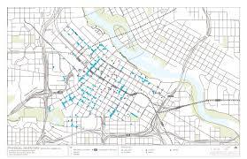Minneapolis Neighborhood Map Downtown Public Realm Framework City Of Minneapolis