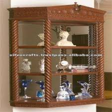 wooden carved rope design wall unit cabinet carved furniture