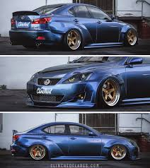 bagged lexus is250 widebody lexus is250 on instagram