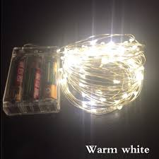 battery powered outdoor led string lights 10m 100 led 3aa battery powered outdoor led copper wire string