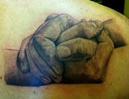 father son tattoo ideas pictures to pin on pinterest tattooskid