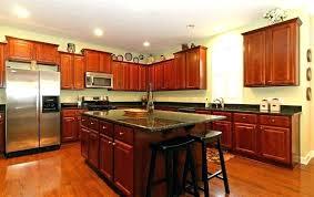 Light Cherry Kitchen Cabinets Light Cherry Kitchen Cabinets Stgrupp