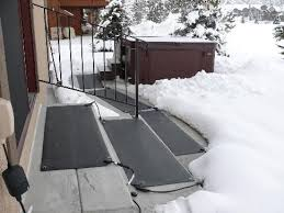 keep your stairs and sidewalks free and clear of dangerous ice and