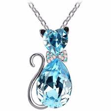 opal necklace price images Buy new opal stone hello kitty necklace at lowest price jpg