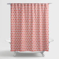 coral shower curtain ideas yodersmart com home smart inspiration