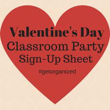 Valentine S Day Party Decor Ideas by Valentine U0027s Day Homeroom Mom