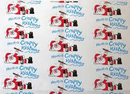 funny christmas wrapping papers u2013 happy holidays