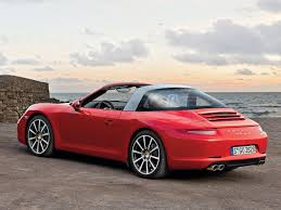 2015 porsche 911 targa to debut at 2014 detroit auto show the