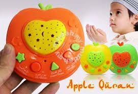 Apple Quran | apple learning holy quran with sound and light moms kids for