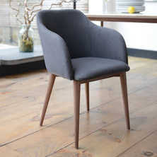 Dining Tub Chairs Dining Chairs Contemporary Dining Room Furniture From Dwell
