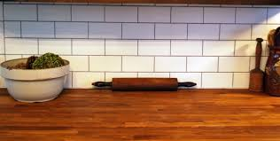 kitchen subway tile kitchen backsplash installation burger