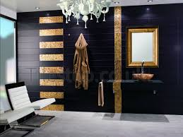 Gold Bathroom Ideas Amazing Black And Gold Bathroom Tiles For Your Home Remodeling