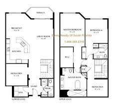 2 story modern house floor plans wonderful peninsula 2 story villa floor plans arts design modern