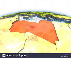 Map Of Libya Libya Country Map Stock Photos U0026 Libya Country Map Stock Images