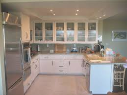 kitchen view glass front kitchen cabinet doors decoration ideas