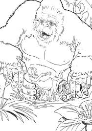 100 ideas king kong coloring pages emergingartspdx