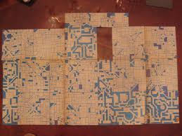 Dungeon Floor Plans by Grodog U0027s Greyhawk Castle Archive Grodog U0027s Version Of Greyhawk Castle