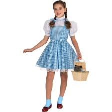 the wizard of oz dorothy deluxe child costume buycostumes com