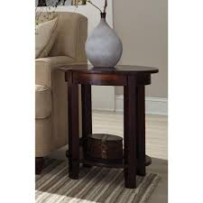 Free Shaker End Table Plans by Half Round The Home Depot